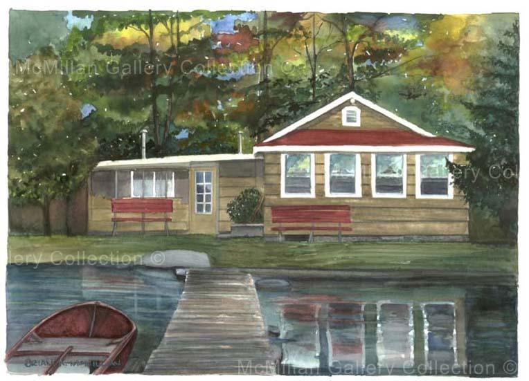 Cedar Lake Memories